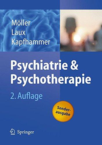 Psychiatrie und Psychotherapie (H/j Geschenke Pferd)