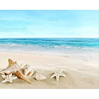 BPAINTF Painting by Numbers Diy Beautiful Beach Shells Scenery Canvas Paintings on the wall drawing Oil Paintings Home Decor 40x50cm DIY FRAMED