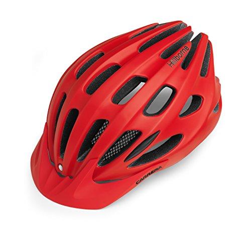 Carrera Hillborne 2.13MTB Helm Medium Mattrot