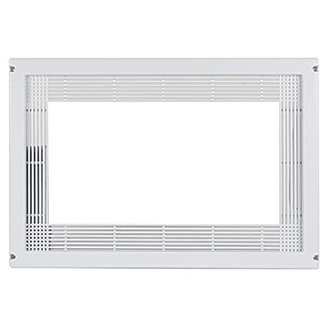 578Y10 Mikrowellen-Rahmen, 60x40cm, Weiß