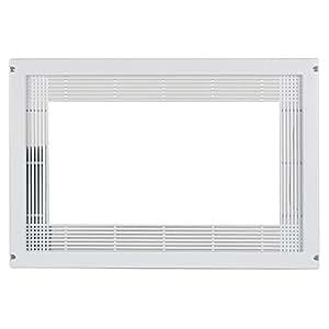 578y10 mikrowellen rahmen 60 x 40 cm wei baumarkt. Black Bedroom Furniture Sets. Home Design Ideas