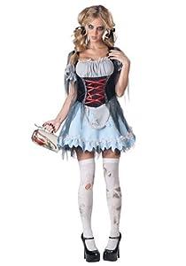 In Character Costumes - Disfraz de zombi oktoberfest para mujer, talla XL (11059)