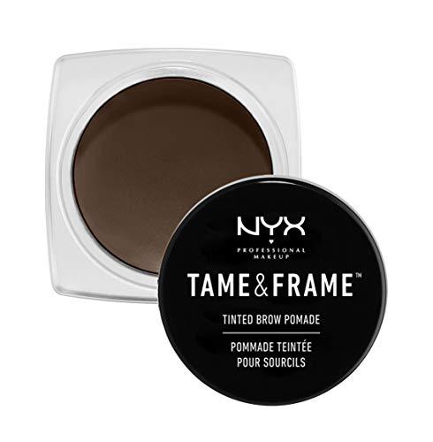NYX Professional Makeup Gel Sopracciglia Tame & Frame Tinted Brow Pomade, Espresso