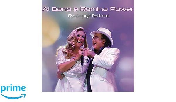 Raccogli L Attimo Al Bano Romina Power Amazon It Musica