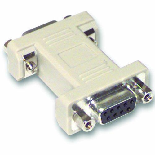 Cables To Go Db9 f/f Gender Changer - Db9 F/f Gender Changer