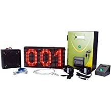 Token Display System with Voice - PushButton - Combo(P10)