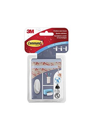3M W17200 juego accesorios baño 16 piezas - Juegos