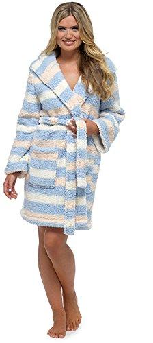 Robes de dentelle, Robes, Blousons par Foxbury LN510 blue striped