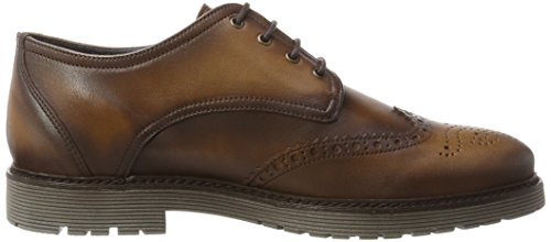 Marc Shoes - Dover, Scarpe stringate Uomo marrone (Cognac)