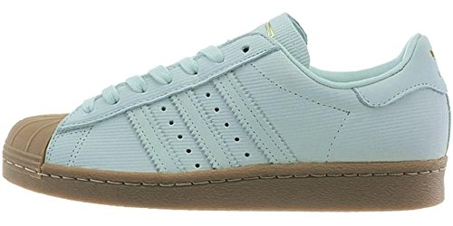 adidas Superstar 2 W, Sneaker uomo Verde