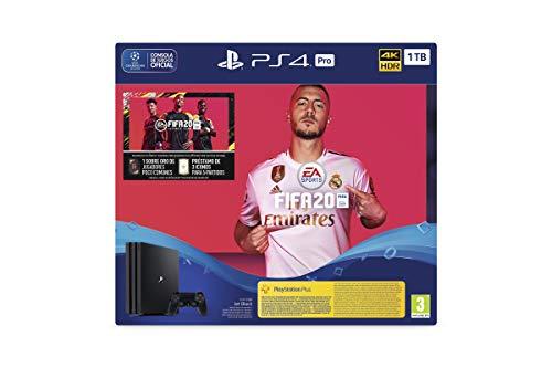 PlayStation 4 (PS4) - FIFA20/FUTVCH/Psy 14 días PS4 Pro 1TBG/SPA