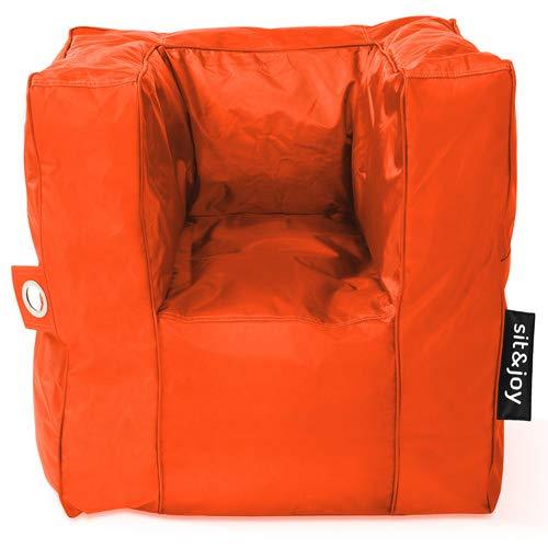 Sit&Joy Zitzak Poco Orange