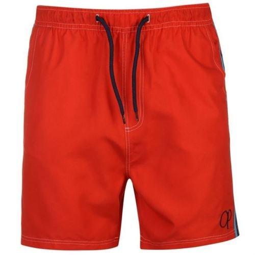 mens-ocean-pacific-swimming-beach-shorts-red-size-medium