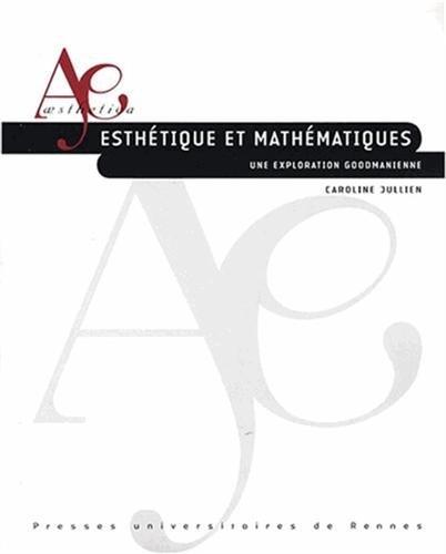 Esthétique et mathématiques