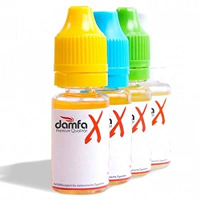 damfa X white E-Liquid Funky Vamp 10ml 0mg None (GP: 59,00€/per 100ml) von damfa X white