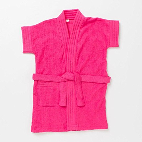 Pebbles Baby Pink Bath Robe