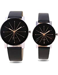 Wilton Combo Of 2 Analog Black Dial Wrist Watches For Women And Girls