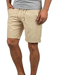 Blend Lias Pantalón Corto Shorts De Lino Bermuda Regular-Fit c9cc49cddc14