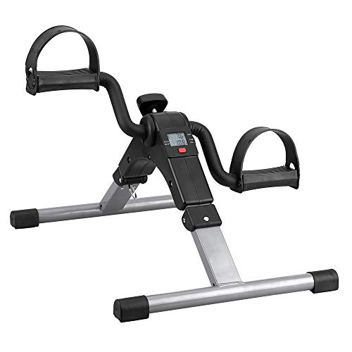 GM-Luckey Arm- und Beintrainer, Heimtrainer, Pedaltrainer, Minifahrrad, Fahrradtrainer,für Zuhause Büro