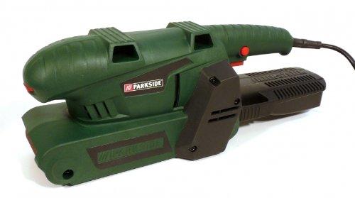 Parkside Bandschleifer PBS 600 A1 Schleifmaschine Bandschleifmaschine