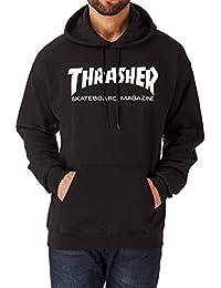 Thrasher Hoody - Black
