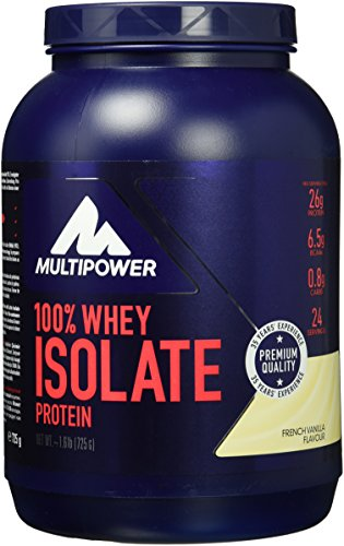 Multipower 100% Whey Isolate Protein, Strawberry Splash