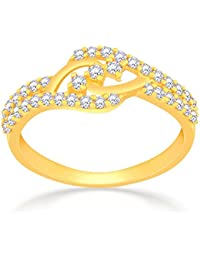 Malabar Gold & Diamonds 22KT Yellow Gold Ring for Women
