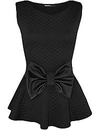 34b51304951a Amazon.co.uk: Funky Fashion Shop - Tops, T-Shirts & Blouses / Women ...