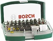 Bosch 2607017063 32pcs Screwdriver Bit Set, Multi-Colour