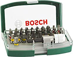 Bosch 32tlg. Bit Set (power tool and hand screwdriver accessory)