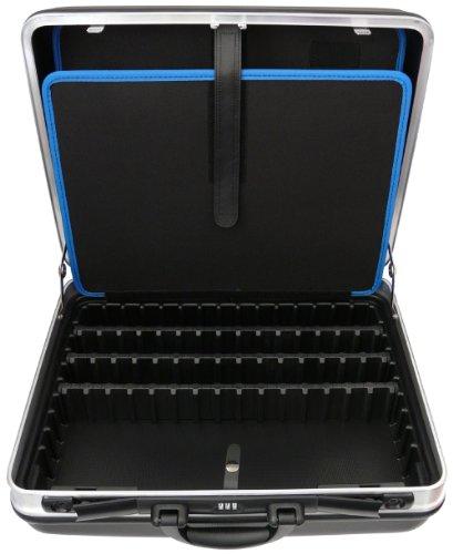 Famex 636-10 Elektriker Meister Werkzeugkoffer Set , 35-teilig, mit ABS Schalenkoffer 32 L - 3