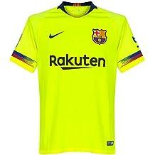 Nike FCB M Nk BRT Stad JSY SS AW Camiseta, Sin género, Azul,