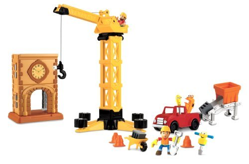 Handy Manny Construction Playset by Handy Manny