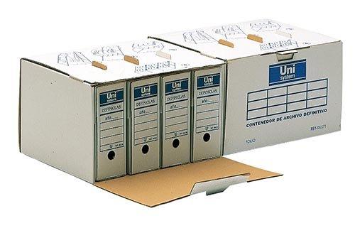 Definiclas 96372–Container für Endablage, Format, 4Stück