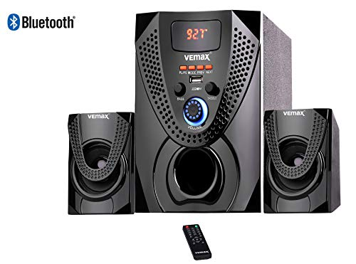 Vemax Nexa 2.1 Bluetooth Home Theater with FM USB AUX