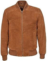 Amazon.it  giacca in pelle uomo - Smart Range   Giacche   Giacche e  cappotti  Abbigliamento 9397bc69bd8