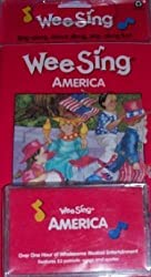 Wee Sing America (Book & Cassette) by Pamela Conn Beall (1994-06-02)