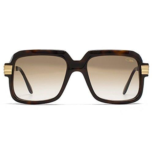 Cazal Legenden 607-Sonnenbrille im dunklen Havanna 607/2 3 080 56