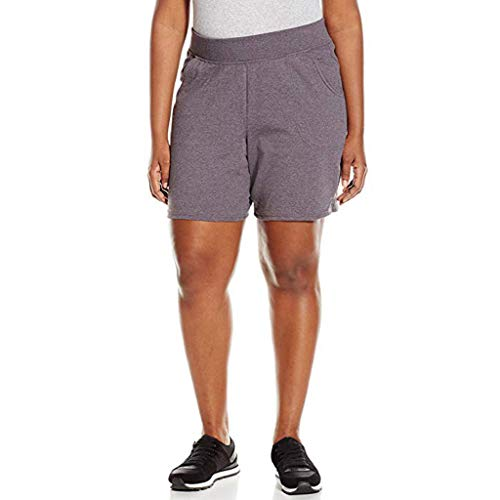 LILICAT-Hosen Damen Elegant Groß Größe Leggings Schnell trocknend Laufshorts Mode Kurze Tights Trainingsshorts Atmungsaktiv Innerer Kompressionsshorts mit Handytasche Yoga Shorts -