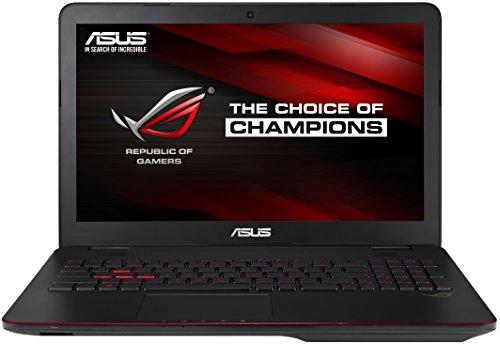 Asus GL551JK-CN128H 39,6 cm (15,6 Zoll Full HD) Laptop (Intel Core i7 4700HQ, 2,4GHz, 16GB RAM, 256GB SSD, GTX 850M, DVD, Win 8, non Glare IPS Display) schwarz (I7-4700hq Asus Notebooks)