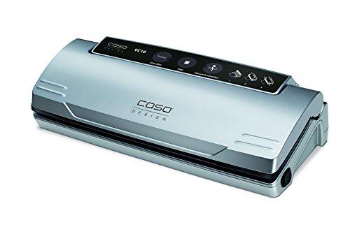 Caso VC10 - vacuum sealers (355 x 150 x 90 mm, Silver)