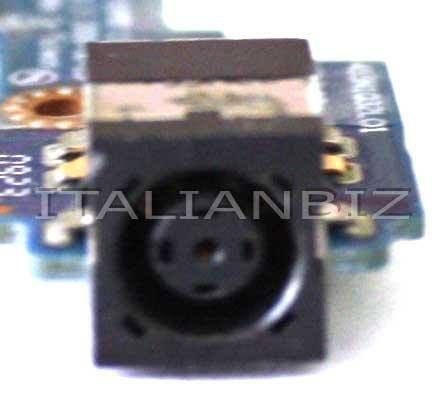 Power Board mit DC Power Jack für Notebook HP ProBook 5310m kbv000ls-5222p