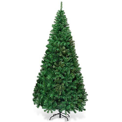 Weihnachtsbaum Passen - COSTWAY Weihnachtsbaum künstlicher Tannenbaum Christbaum Kunstbaum