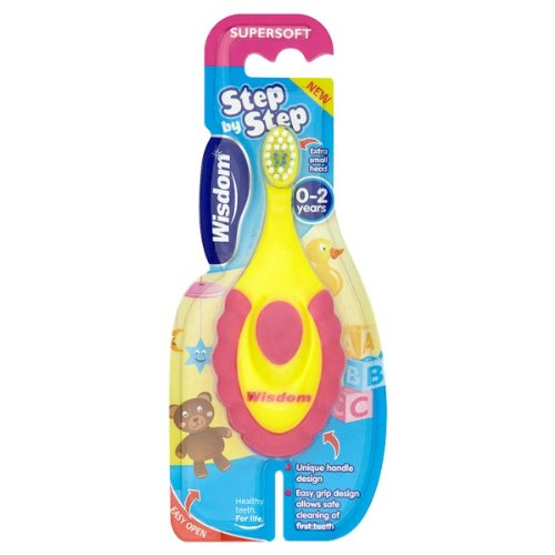 wisdom-step-by-step-supersoft-for-0-2-years-toothbrush-pack-of-6