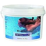 Fluidra 16550 - Bromo en tabletas 20 g 5 kg