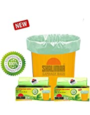 Shalimar Premium Compostable/Biodegradable Garbage Bags