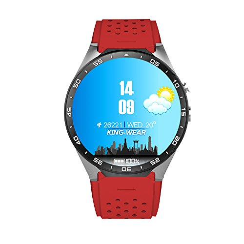 Sport salute Orologio Smart KW88 Smart Watch Bluetooth Smart GPS Sport...