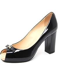 Amazon.it  hogan donna - Scarpe col tacco   Scarpe da donna  Scarpe ... 04755ae787e