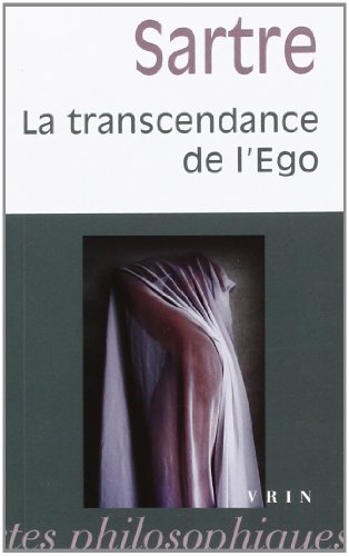La Transcendance de l'égo