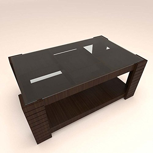 Modern Rectangle shaped coffee table